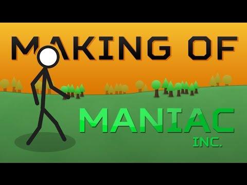 Making of Maniac Inc - Ludum Dare 37