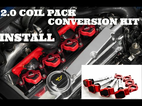 jetta gti audi 1 8t to 2 0t coil pack conversion kit youtube rh youtube com