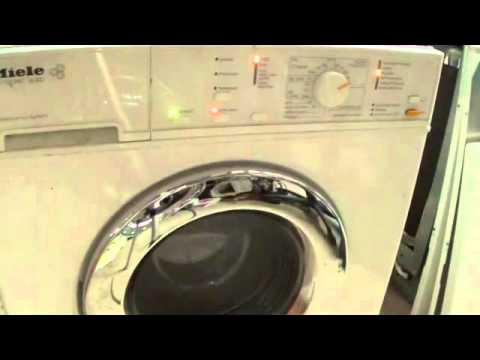 miele softtronic w402 youtube. Black Bedroom Furniture Sets. Home Design Ideas