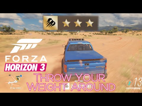 forza-horizon-3---throw-your-weight-around-achievement-guide---3-star-drift-zone-in-2500kg-car