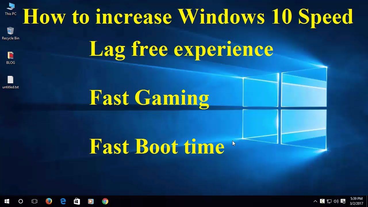 how to speed up windows 10 download