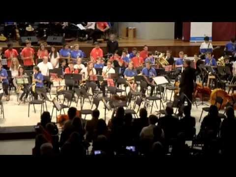 Orquesta HARINGEY YOUNG MUSICIANS en concierto 2015. Part  5
