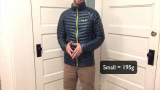 Review: Mountain Hardware Ghost Whisperer Down Jacket (Medium / Small)