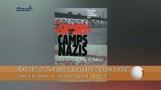 Expo: Le sport dans les camps nazis (Alsace)