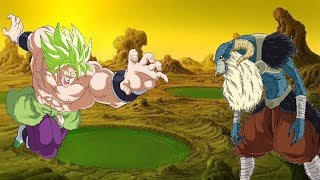 Super Dragon Ball Heroes Capitulo 16