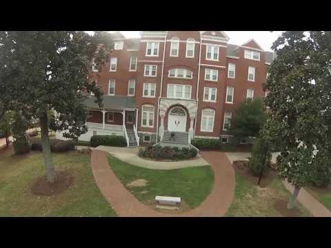 Flight around Morehouse College
