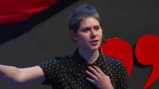 Redefining self compassion & mental illness: Dylan Stirewalt at TEDxTerryTalks 2013