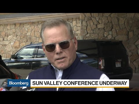 Media Moguls Weigh Washington, M&A in Sun Valley