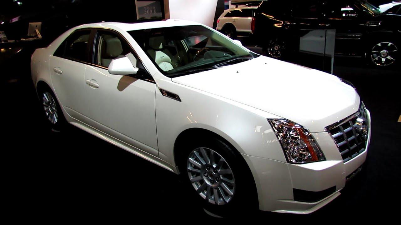 2013 Cadillac Cts Exterior And Interior Walkaround 2013 Montreal