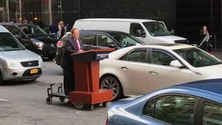 McCarthy takes Spicer to NY streets