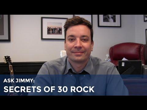 Ask Jimmy: Secrets of 30 Rock