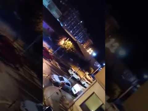 Persecución y tiroteo en Castro Urdiales