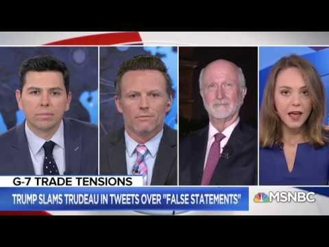 "Brian Joyce on MSNBC - June 10, 2018 - ""MSNBC Live"""