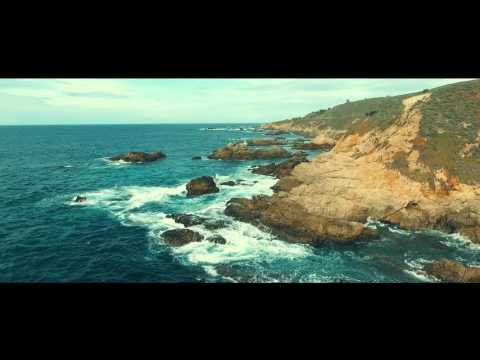 Big Sur Drone Cinematography shot with a DJI Phantom 3 Professional