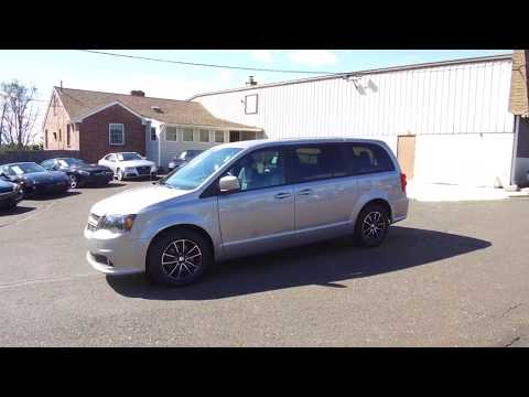 2018 Dodge Grand Caravan 7 Passenger van for sale at eimports4Less