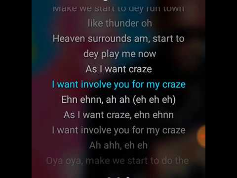 2Baba gaaga shuffle (official video lyrics)