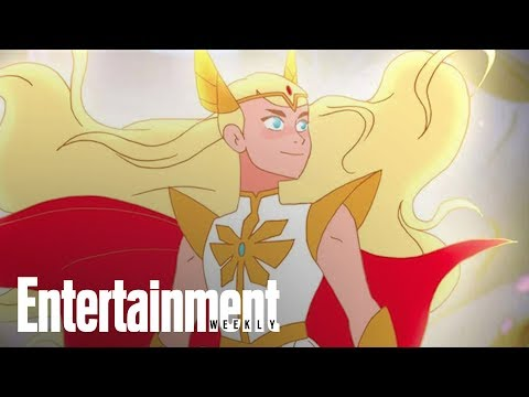 Photos Of 'She-Ra' Series Helmed by Noelle Stevenson: First Look | News Flash | Entertainment Weekly