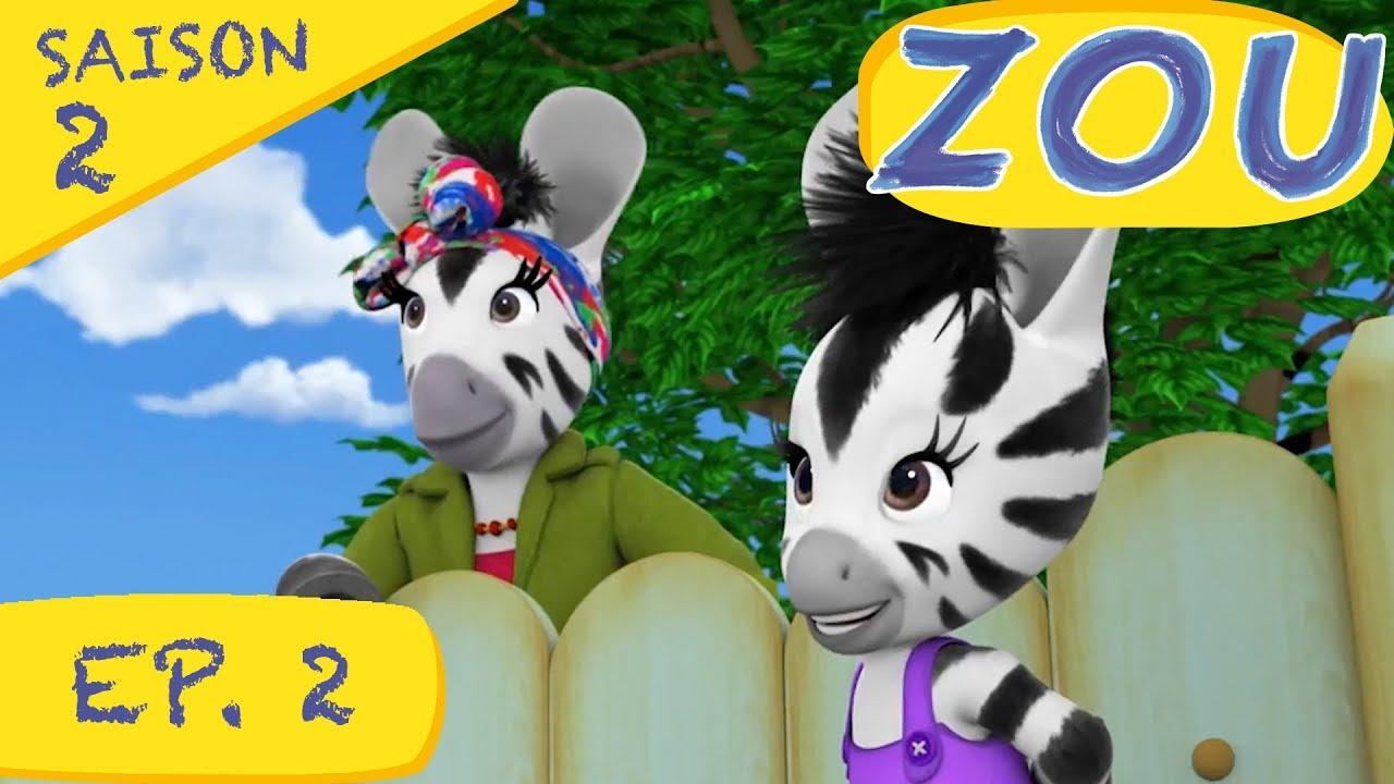 Zou Zou Et Les Extraterrestres Saison 2 Episode 2 Zou