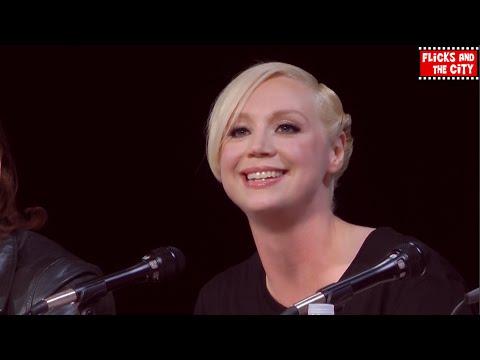 Game of Thrones Brienne Comic Con Interview - Gwendoline Christie