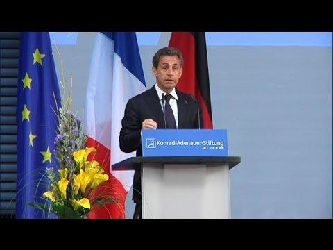 """Sarkozy: """"rien ne serait pire qu'un affrontement inutile avec la Russie"""" - 28/02"""