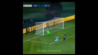 Riyad Mahrez Legendary Free-kick VS PSG (28-04-2021)