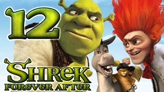 Shrek Forever After Walkthrough Part 12 (PS3, X360, Wii, PC) - Catacombs (3)