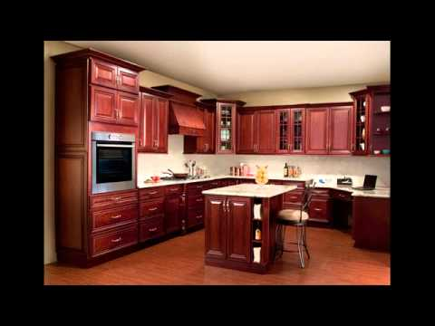 Small apartment kitchen interior design ideas youtube for Kitchen trolley designs for small kitchens