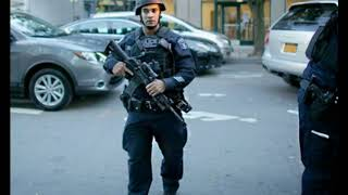 nyc deploying heavily armed squads to major sports concert venues