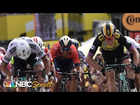 Tour de France 2019: Stage 1 | EXTENDED HIGHLIGHTS | NBC Sports