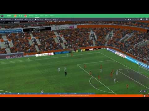 FM16 friendly v Qingdao second half - 3D view