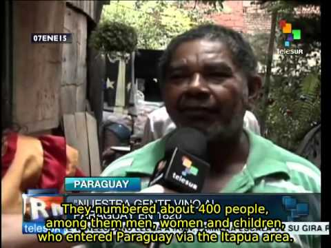 Paraguay: afrodescendant Kamba Kua people struggle to preserve culture