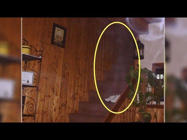 Familia inglesa graba escalofriante actividad paranormal en su casa