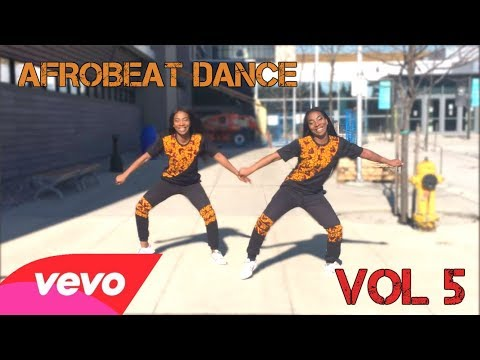AfroBeat Dance Vol. 5 Twin Version Choreography By Petit Afro Official