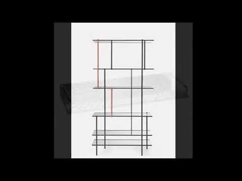 Metal Shelf - Metal Shelf Clips For Cabinets | Modern Wooden & Metal Shelves Best Pics