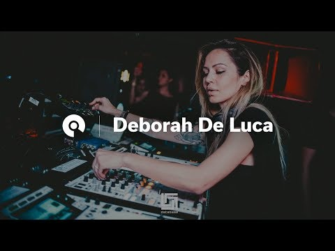 Deborah de Luca DJ Set @ Database Romania (BE-AT.TV)