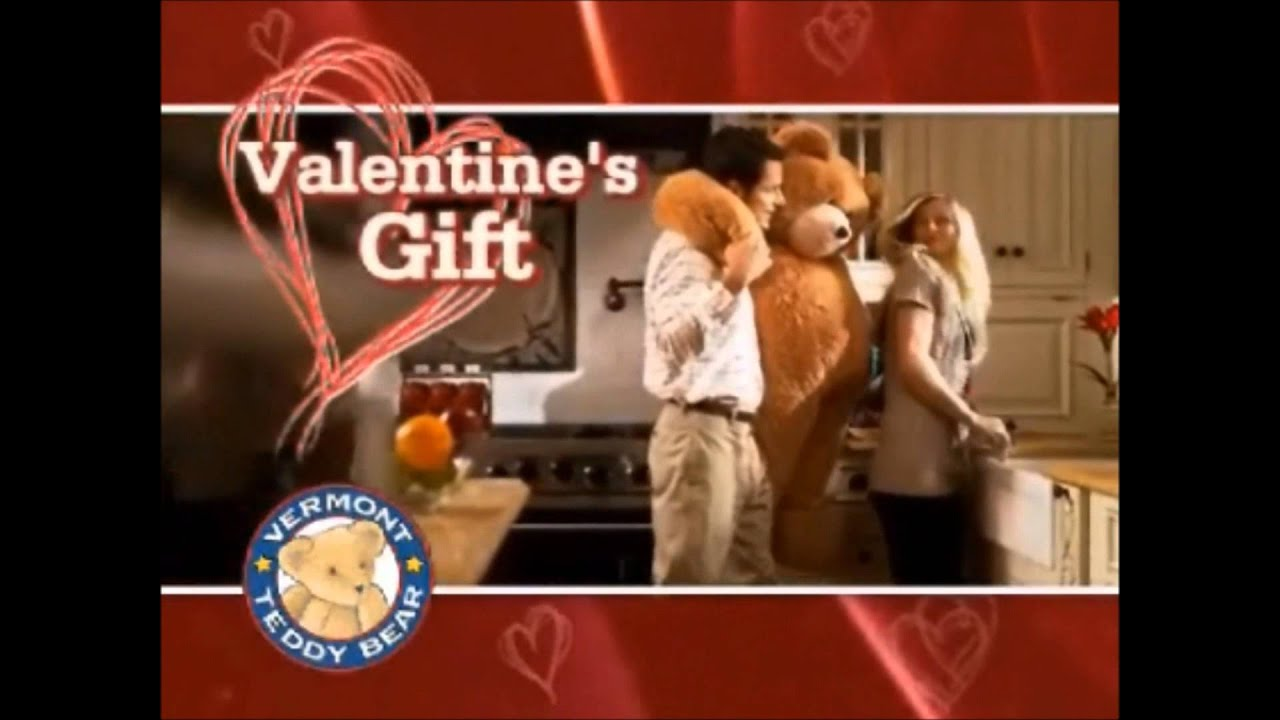 Vermont Teddy Bear Commercial