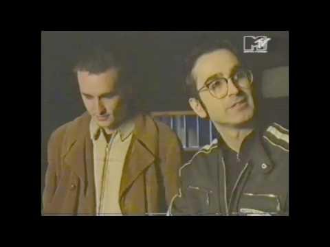 God Machine  Interview on 120 Minutes, MTV, 1993