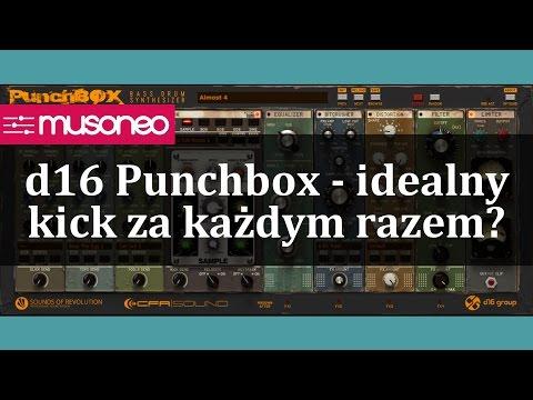 TEST d16 Punchbox - idealny kick za każdym razem!