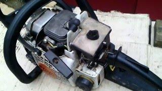 Stihl ms 180 ремонт карбюратора