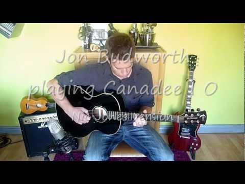 Canadee I O, Nic Jones cover. Played by Jon Budworth
