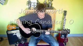 Canadee I O, Nic Jones cover. Played by Jon Budworth