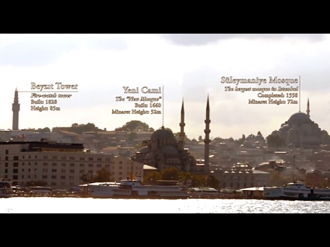 Bosphorus Tour  Istanbul, Istanbul Bosphorus Cruise Tour  Turkey