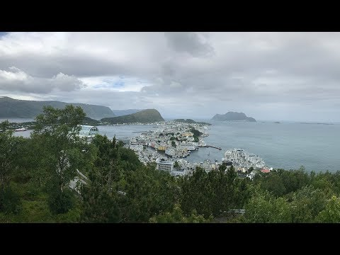 Norway 2018 - Episode 7: Ålesund