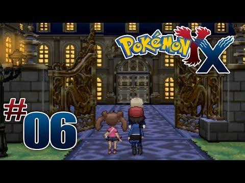 Let's Play Pokemon: X - Part 6 - Parfum Palace