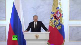 Владимир Путин: Аллах решил наказать правительство Турции