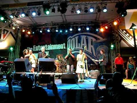 Caribbean Sea Jazz Festival Jam in Aruba