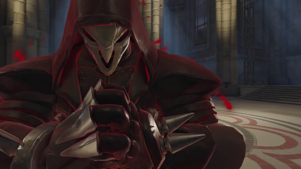 Image result for reaper overwatch highlight intro