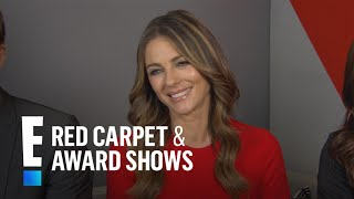Elizabeth Hurley Gushes Over Prince Harry & Meghan Markle | E! Live from the Red Carpet