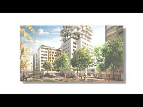 Lyon Part-Dieu : une nouvelle vie pour la résidence Desaix
