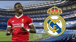 Mercato: Sadio Mané proche du Real Madrid
